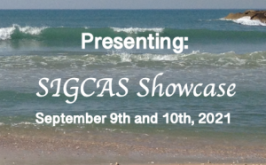 Registration Now Open: SIGCAS Showcase